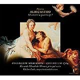 Henrico Albicastro: 12 Concerti A Quattro, Op. 7
