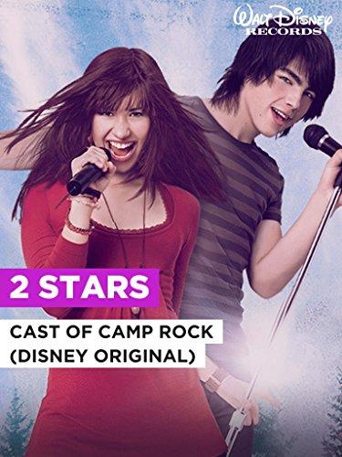 """2 Stars im Stil von """"Cast of Camp Rock (Disney Original)"""""""