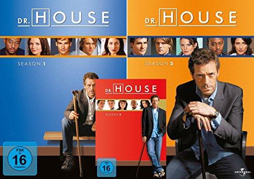 Season 1-3 (18 DVDs)