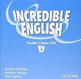 Incredible English 1: Incredible english kit 1 cl au cd