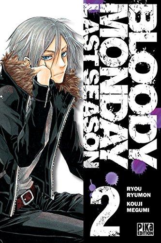 Bloody Monday Saison 3 T02 par Ryou Ryumon