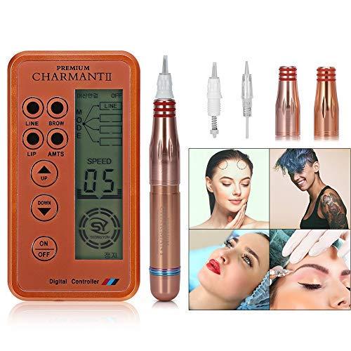 Semi Permanent Tattoo Maschine Pen für Augenbraue Lip Eyeliner Körper Kunst Tattoo Beauty Tool
