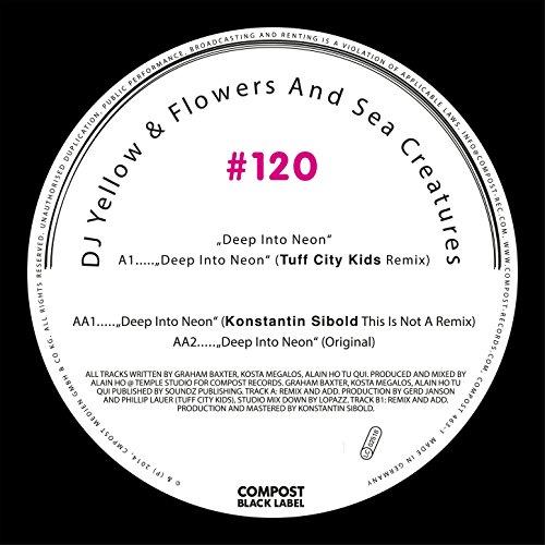 Compost Black Label #120 - Dee...