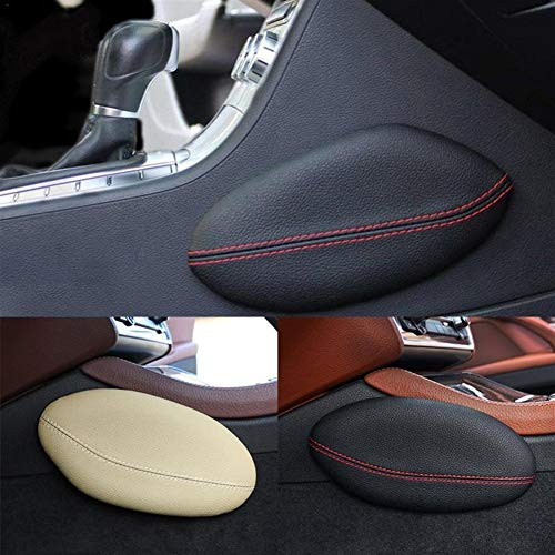 Noth-Too-Mats Asiento Coche Universal Cojín pie Almohada