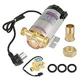 220V 100W Pompa automatica per uso domestico in acciaio inox per acqua di rubinetto Pipeline Dispenser per lavello