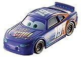 Disney Pixar Cars petite voiture Bobby Swift bleue, jouet pour enfant, DXV64