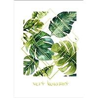 POSTERLOUNGE Póster 30 x 40 cm: Vert Luxuriant de Mandy Reinmuth - Impresión Artística de Alta Calidad, Nuevo Póster Artístico