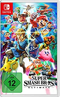 Super Smash Bros. Ultimate - [Nintendo Switch] (B07BC272SC) | Amazon Products
