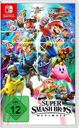 Super Smash Bros. Ultimate - [Nintendo Switch] (Super Smash Bros Prima)