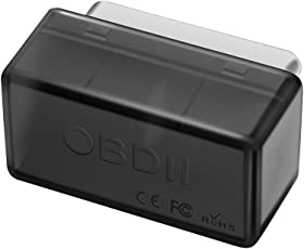 Wifi OBD2 Diagnosescanner, Auto Diagnosegerät C04 WLAN OBDII Code Reader Scan Tool MIL Lesen Diagnostic Adapter für Android/ Windows/ Symbian