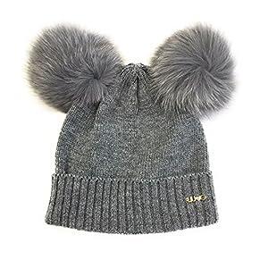 Liu Jo Jeans Liu Jo Bambina K68115 MA61H Grigio Cappello Inverno S
