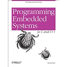 Programming Embedded Systems in C and C++  (en anglais)