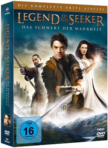 Legend of the Seeker - Die komplette erste Staffel [6 DVDs]