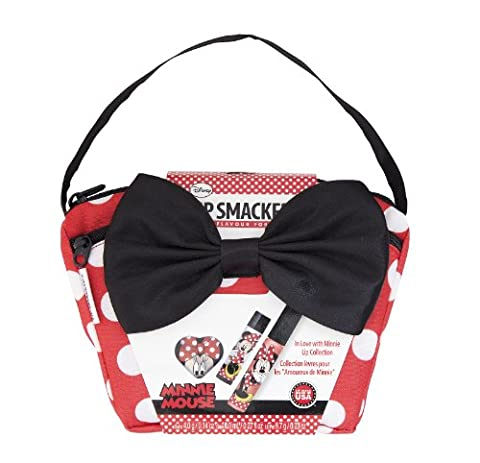 Lip Smacker Coffret Disney Minnie 1 Baume et 2 Gloss