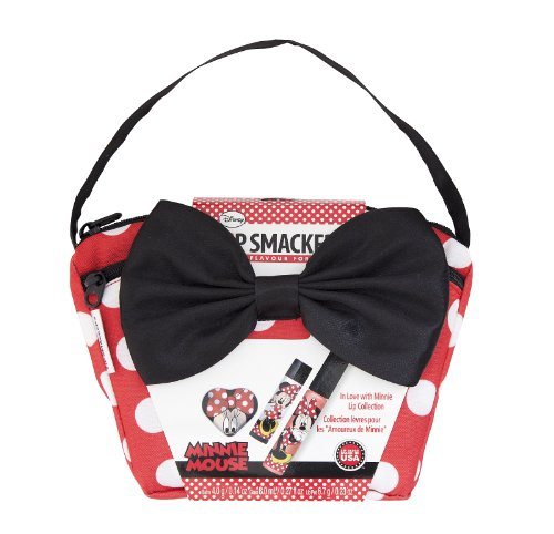 Lip Smacker Coffret Disney Minnie 1 Baume et 2 Gloss