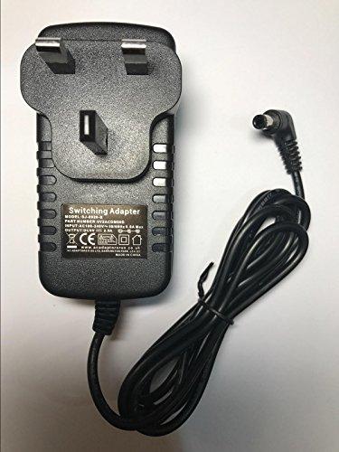 9V 2A AC-DC Adapter Netzteil für NordicTrack E5.0 Elliptischer Crosstrainer