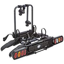 Fischer 126001 Proline Evo Bicycle Carrier for 2 Bicycles or Electric Bikes