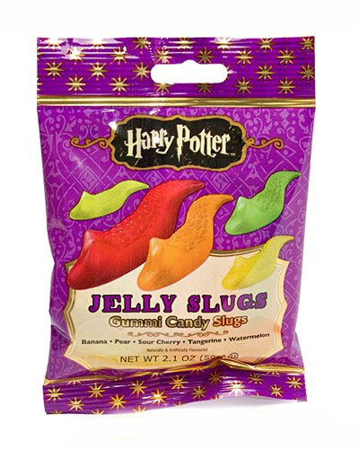 Jelly Belly Slugs Harry Potter Schnecken (59 g)