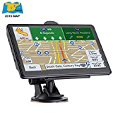 Tobetree MT988 - GPS coches, 7' Navegador GPS para coche Gratis de Mapa de Europa Toda la Vida
