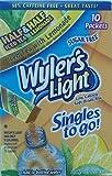 #8: Wylers Light Sugar Free Iced Tea with Lemonade (2 pack)