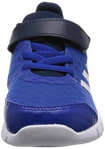 adidas Unisex-Kinder Rapidaflex El I Turnschuhe Blau (Reauni/ftwbla/maruni)