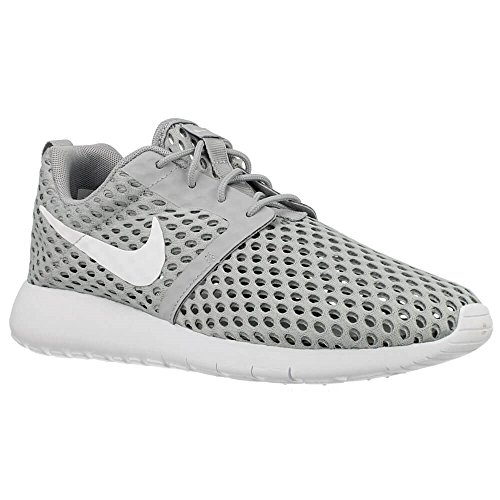 Nike Roshe One Flight Weight Gs, Entraînement de course fille Gris (Gris (Wolf Grey / White))