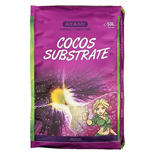 Terreau Cocos Substrate fibre de coco 50L - Atami