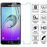 InShang Samsung Galaxy A3 2016 (A3100) Protector de la Pantalla de Cristal Templado,Super resistente al impacto Protectora de pantalla ultra-claro de alta sensibilidad,Tempered Glass Screen protector [2-Pack]