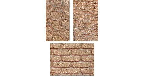 2 PANNELLI  sughero pavimento ovale 33x25 cm spesso 1 cm presepe crib