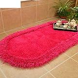 Teppich-elastische seide-solid farbe, Schlafzimmer, Living room, Bett-E 120x170cm(47x67inch)