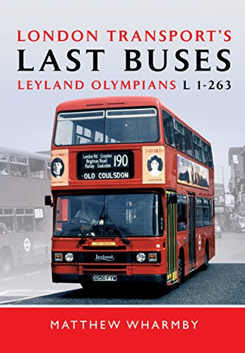 London Transport s Last Buses