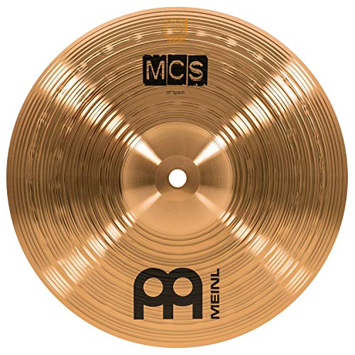 Meinl Cymbals MCS10S MCS Serie 25,4 cm (10 Zoll) Splash Becken