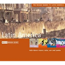 The Rough Guide to The Music of Latin America 4-CD Box (Rough Guide World Music CDs)