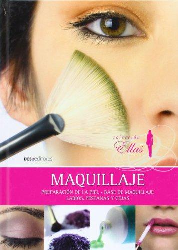 Maquillaje/Make Up: Preparacion de la piel, base de maquillaje, Labios, pestanas y cejas (Ellas)