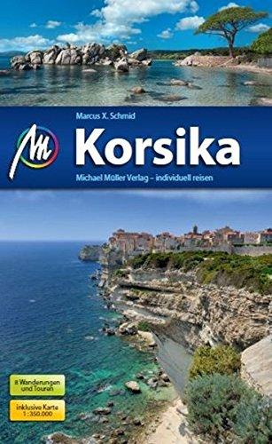 Preisvergleich Produktbild Korsika: Reiseführer mit vielen praktischen Tipps.