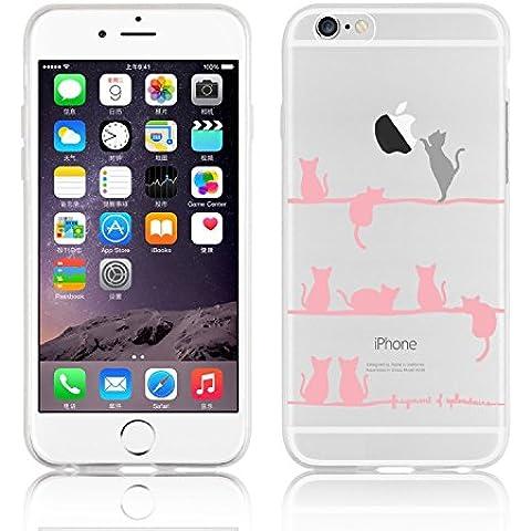 Qissy® TPU Carcasa Para [ iPhone 6 Plus / 6s Plus 5.5