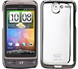 Case-Mate Barely There Case for HTC Desire - Metallic Silver