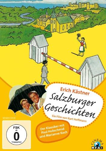 Bild von Salzburger Geschichten
