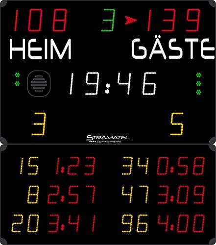 Boje Sport Anzeigetafel 452 MS 3004 von Stramatel