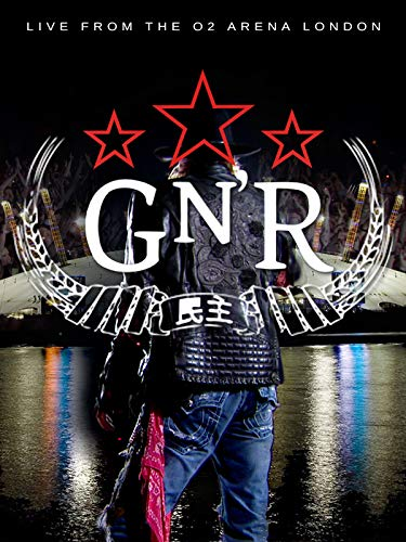 Guns N' Roses - Live From The O2 Arena London Rose Reed