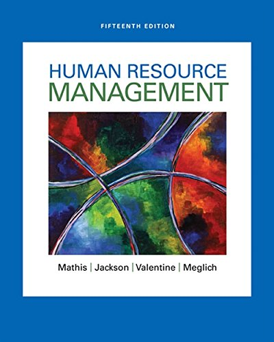 Read PDF Human Resource Management Mindtap Course List Ebook Library By Robert L Mathis