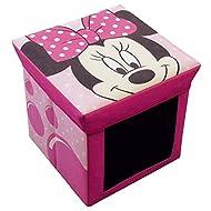 Fun House - 712 175 - Muebles y Decoración - Minnie - Pizarra almacenamiento de las heces