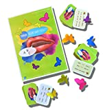 Lese- Rechtschreibschwäche Lern-Spiele selber machen- Vorlage zum Ausschneiden & Spielen: Wörter mit d/t, b/p und g/k am Wortanfang, -mitte und – ende, Rechtschreibung üben, Sprachförderung