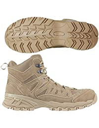 Chaussure militaire basse coyote