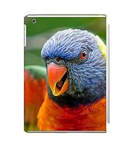 EPICCASE terrific parrot Mobile Back Case Cover For Apple Ipad Mini (Designer Case)