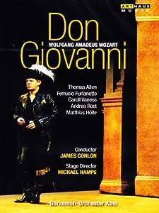 MOZART: Don Giovanni (live recording Oper Köln, 1991)