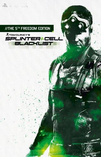 Preisvergleich Produktbild Tom Clancy's Splinter Cell Blacklist - The 5th Freedom Edition