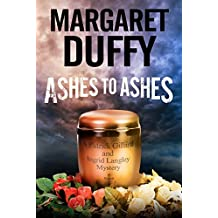 Ashes to Ashes by Margaret Duffy (June 01,2015)
