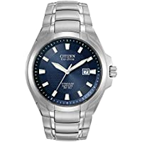 Citizen BM7170-53L Men's Eco-Drive Watch with Black Dial Analogue Display
