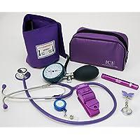 De color púrpura aumento de diseño de manchas de sangre de la presión acústica en Federación
